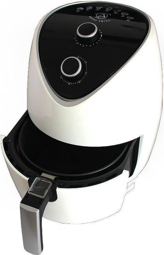Royal Living | Airfryer 3.6L | Hete lucht friteuse | 1500W
