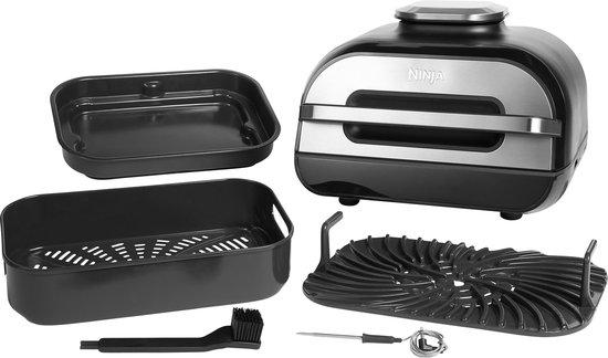 Ninja Foodi AG551EU - Multifunctionele Grill en Airfryer - 3.8 Liter -  6 Kookfuncties
