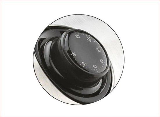 WATSHOME SMARTFRYER - Airfryer - 3,2 Liter
