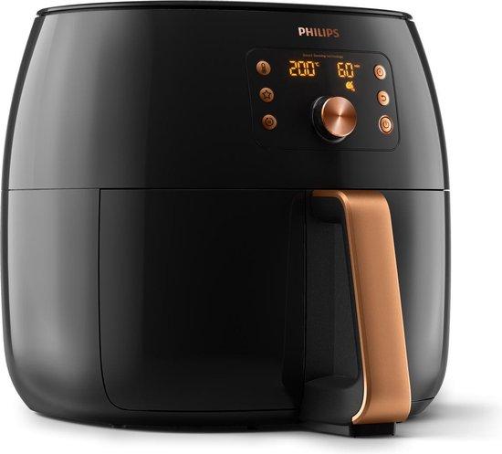 Philips Airfryer XXL Premium HD9867/90 - Hetelucht friteuse incl. automatische bakprogramma's (Smart Sensing)