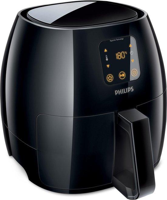 Philips Airfryer XL Avance HD9240/90 - Hetelucht friteuse - Zwart