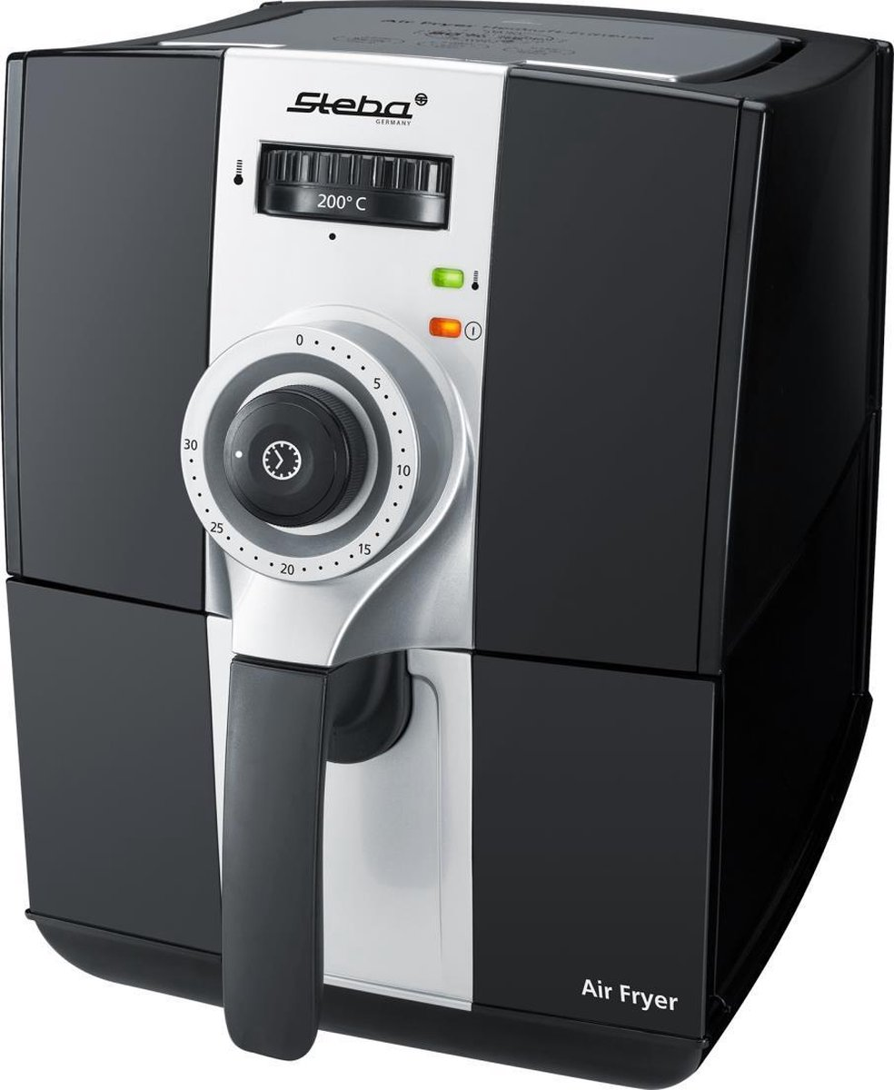 Steba HF900 - Heteluchtfriteuse - 2L - Zwart