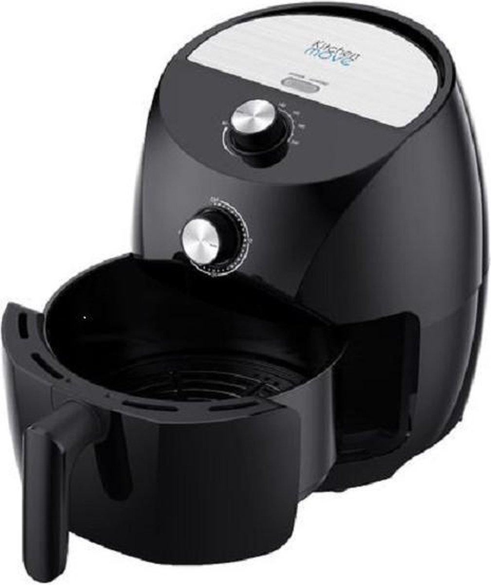 Heteluchtfriteuse van Kitchen Move (inhoud: 3,5 liter)