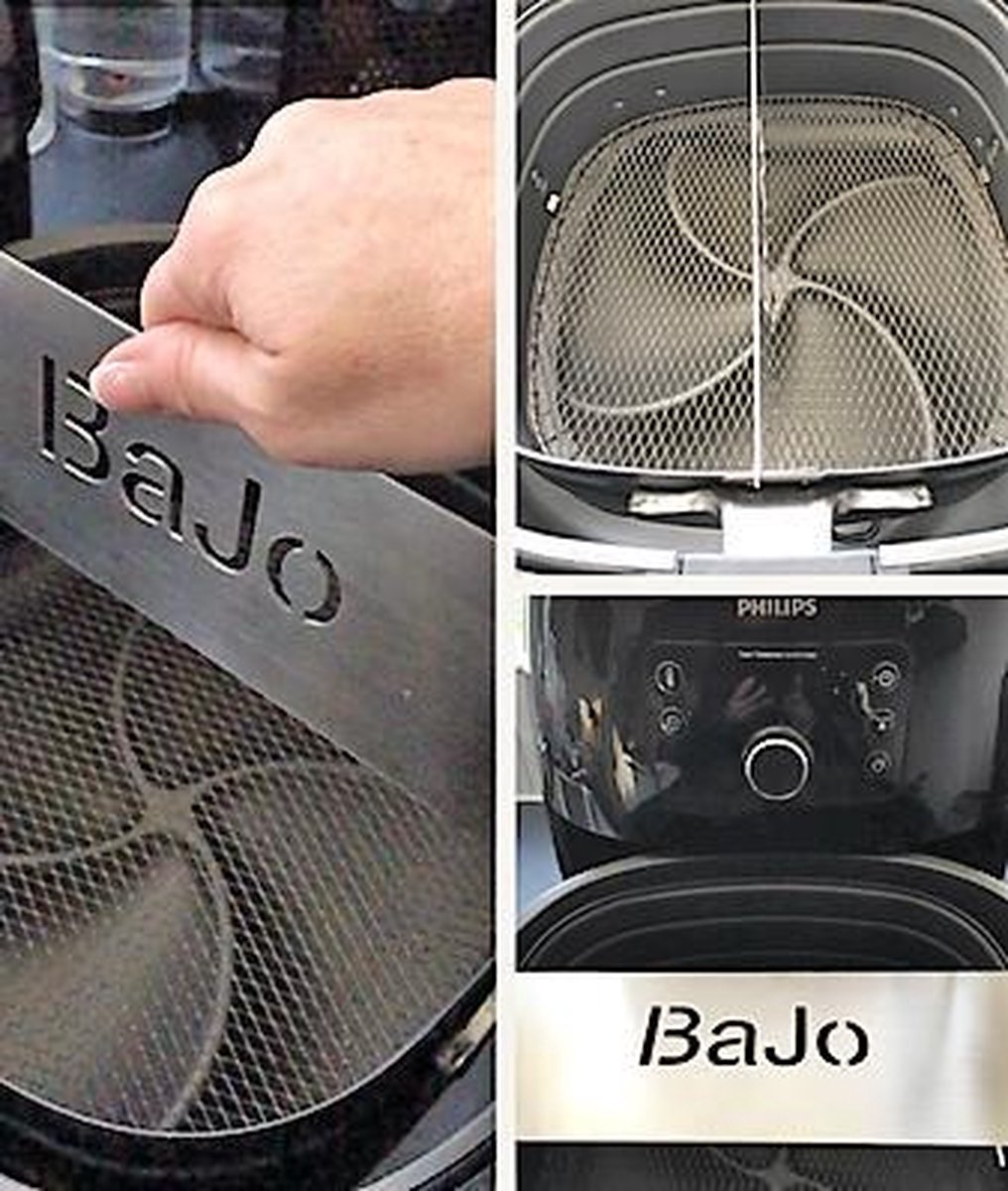BaJo Mandverdeler voor Airfryer XXL