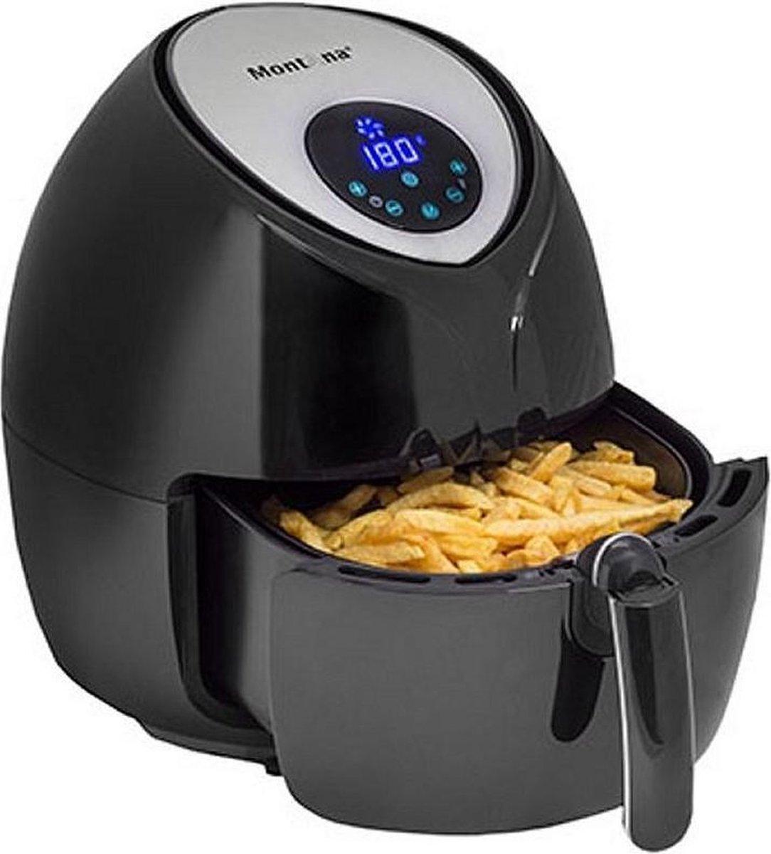 MONTANA MF 399XXL Master Fryer  - Airfryer  - Hetelucht friteuse