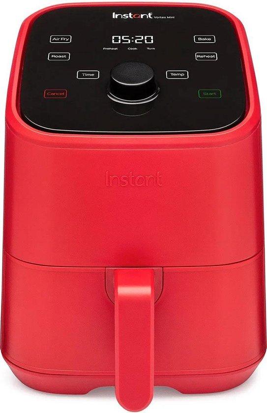 Instant Pot Vortex Mini air fryer (rood)