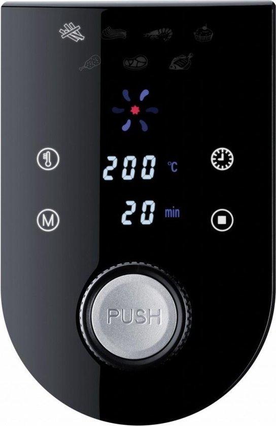 Steba HF5000 - Heteluchtfriteuse - 5,2L - XL - Zwart