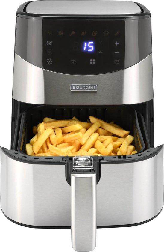 Bourgini Health Fryer Plus 4.0L - Heteluchtfriteuse