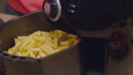Emerio 112828 - Hetelucht friteuse
