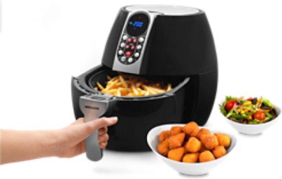 Airfryer MD 17320 | Vetvrij frituren | Digitaal bedieningspaneel | Automatische programma's | 2,8L inhoud