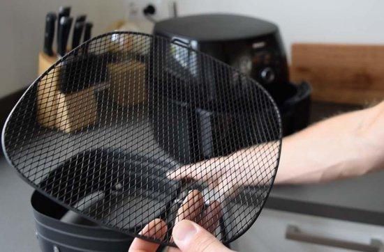 Frituurmand voor XXL Philips Airfryer compleet met losse bodem.