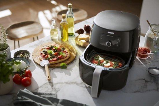 Philips HD9953/00 Airfryer - Airfryer accessoire - Pizza-bakplaat accessoire-kit