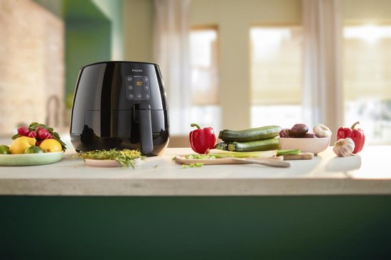 Philips Airfryer XL Essential HD9261/90 - Hetelucht friteuse incl. grillrooster