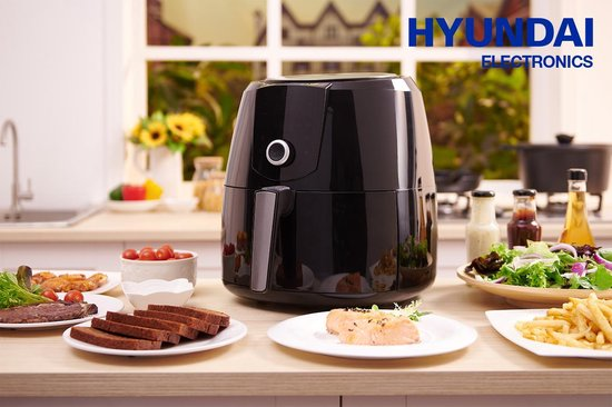 HYUNDAI - 6.2 liter - Hetelucht friteuse