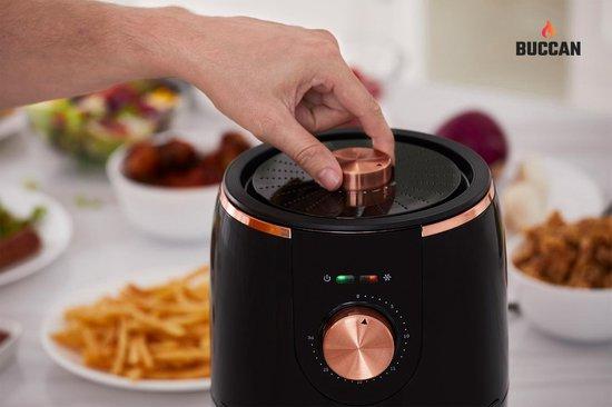 Buccan - Hetelucht friteuse - 1.6 liter