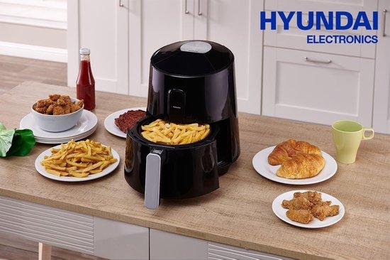 Hyundai - Digitale XL - Hetelucht friteuse - 3.6 Liter