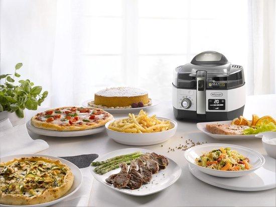 De'Longhi FH1396 Multifryer Extra Chef Plus - Friteuse