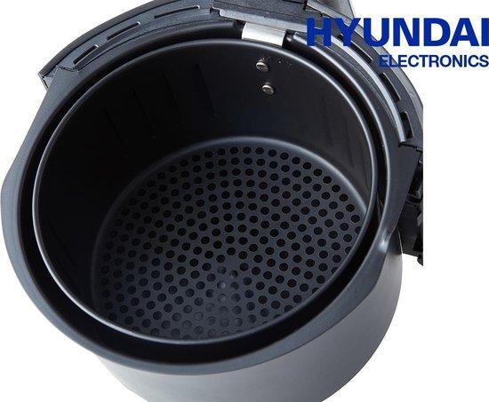 Hyundai - Digitale Airfryer XL- Hetelucht friteuse - 3.6 Liter
