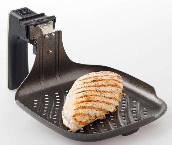 Fritel grillpan voor Snacktastic - Heteluchtfriteuse accessoire