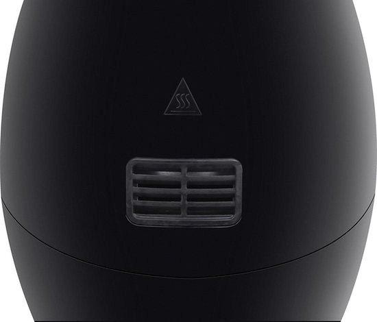Herenthal Airfryer AF1500 - Hetelucht friteuse - 3.5 Liter - Antiaanbaklaag - Zwart