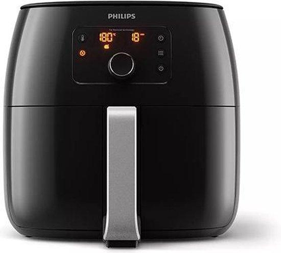 Philips Airfryer XXL HD9651/90 - Hetelucht friteuse met meerlaagsrekje
