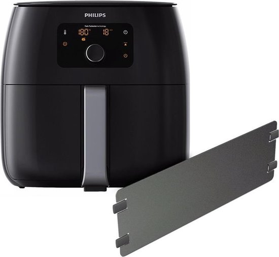 Philips Airfryer XXL HD9652/90 - Hetelucht friteuse met panverdeler