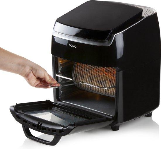 Domo DO534FR friteuse 10 l Zwart