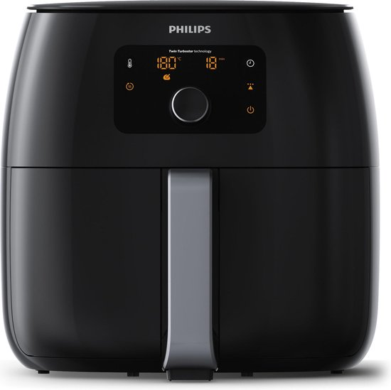 Philips Airfryer XXL HD9654/90 - Hetelucht friteuse met grillplaat