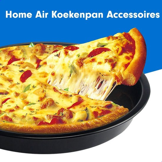 Airfryer accessoires - Heteluchtfriteuse Accessoires Set ⌀ 18 - 21cm voor XL en XXL