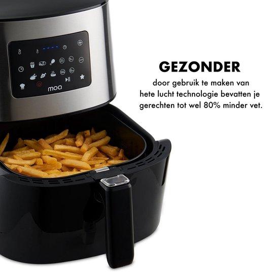 MOA Hetelucht friteuse XXL 6 Liter - Perfect fry - PFE08