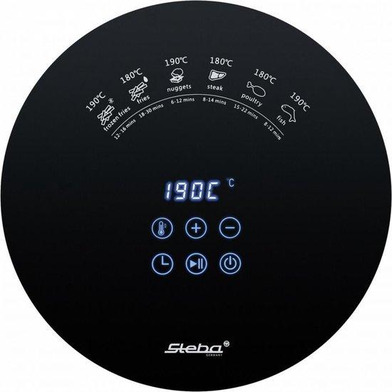 Steba HF1000 - Heteluchtfriteuse - 3,5L - Wit/Zwart