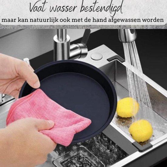 Vatro - Heteluchtfriteuse XL accessoireset - inclusief Receptenboek