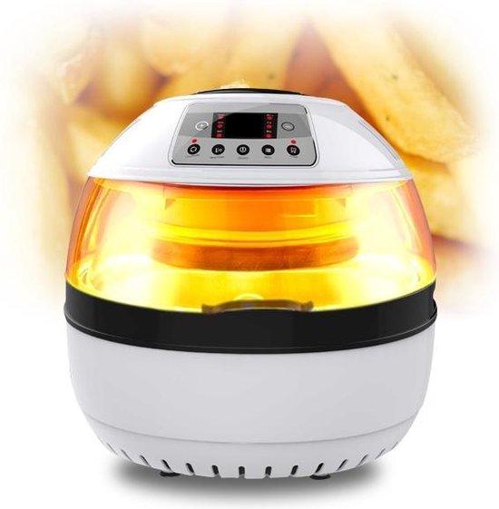 Molino Health Fryer - 10L - Heteluchtfriteuse