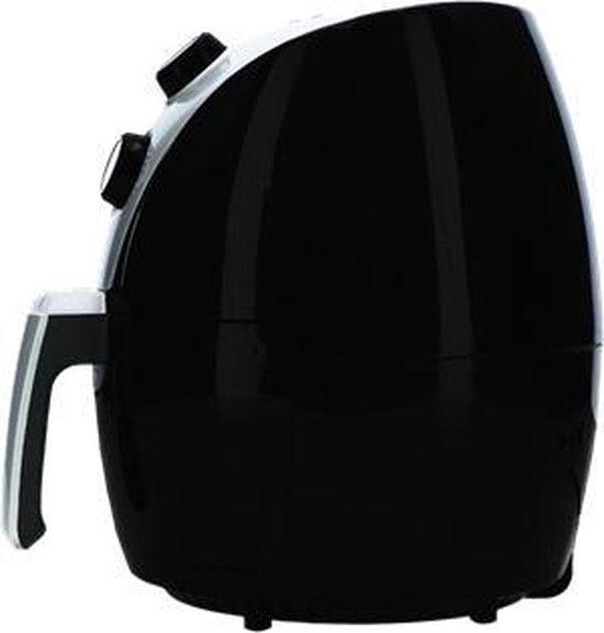 Mestic MA-200 Heteluchtfriteuse - 2,5L - Zwart