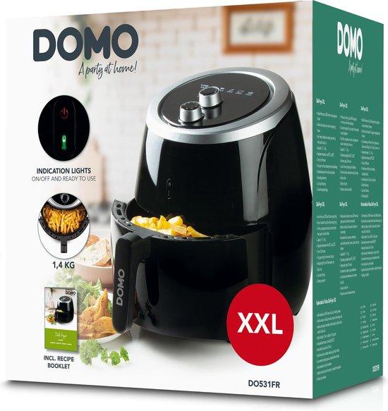 Domo DO531FR - Heteluchtfriteuse XXL - 5L