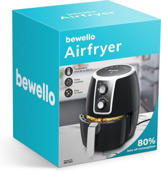 Bewello® - Airfryer XL - 3.7L - 1500W