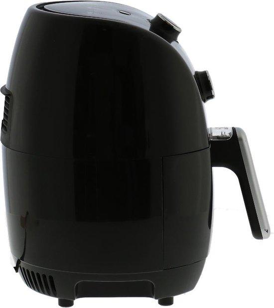 Mestic MA-100 Heteluchtfriteuse - 1,5L - Zwart