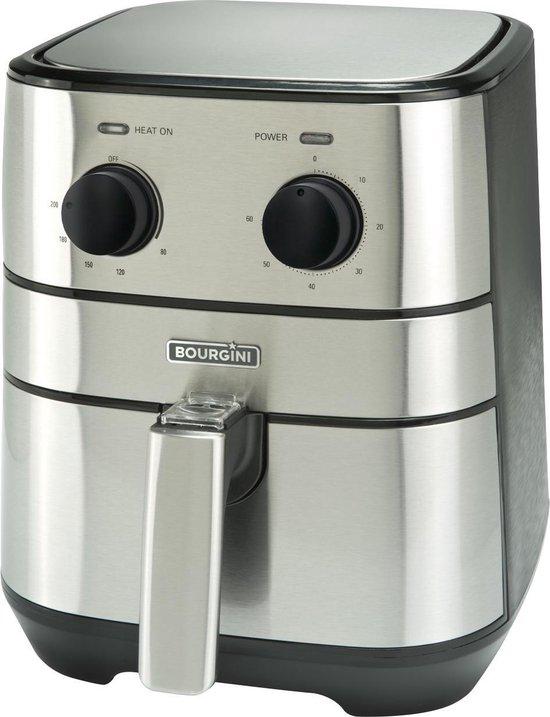 Bourgini Classic Health Fryer 4.0L - Heteluchtfriteuse
