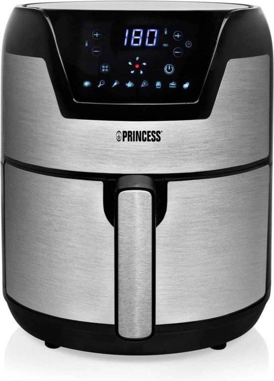 Princess 182026 Digital Aerofryer XXL - Heteluchtfriteuse